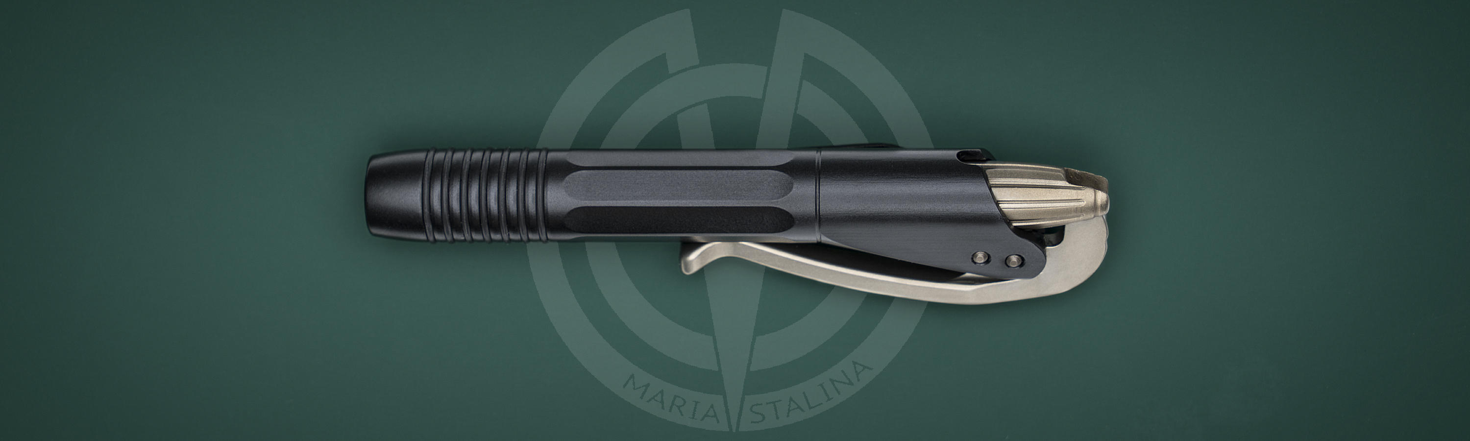 titanium tactical pen