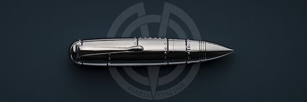 Zeppelin with rivets tactical pen Streltsov P&A