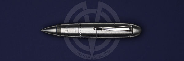 Tactical pen Streltsov P&A Zeppelin Matt