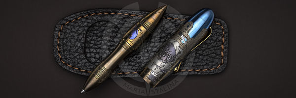 Zeppelin Teddy Death tactical pen Streltsov P&A