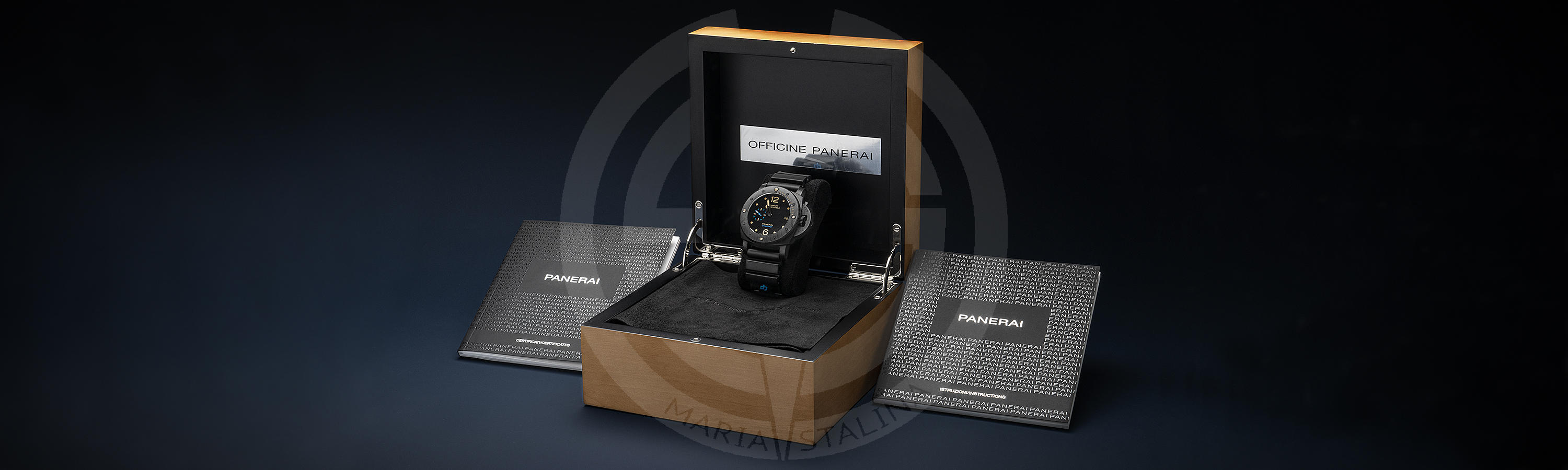 Panerai часы Submersible Carbotech™ 47 мм
