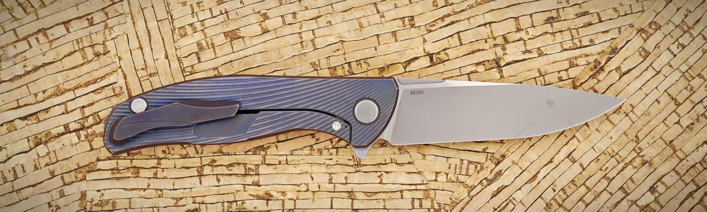 SBW Knife M390