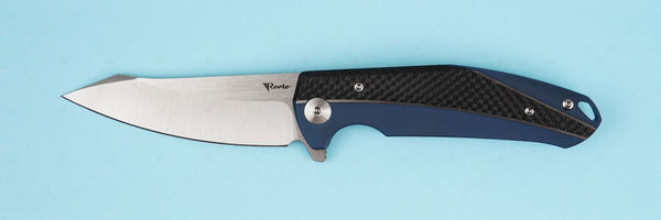 Reate Knives K1 Blue