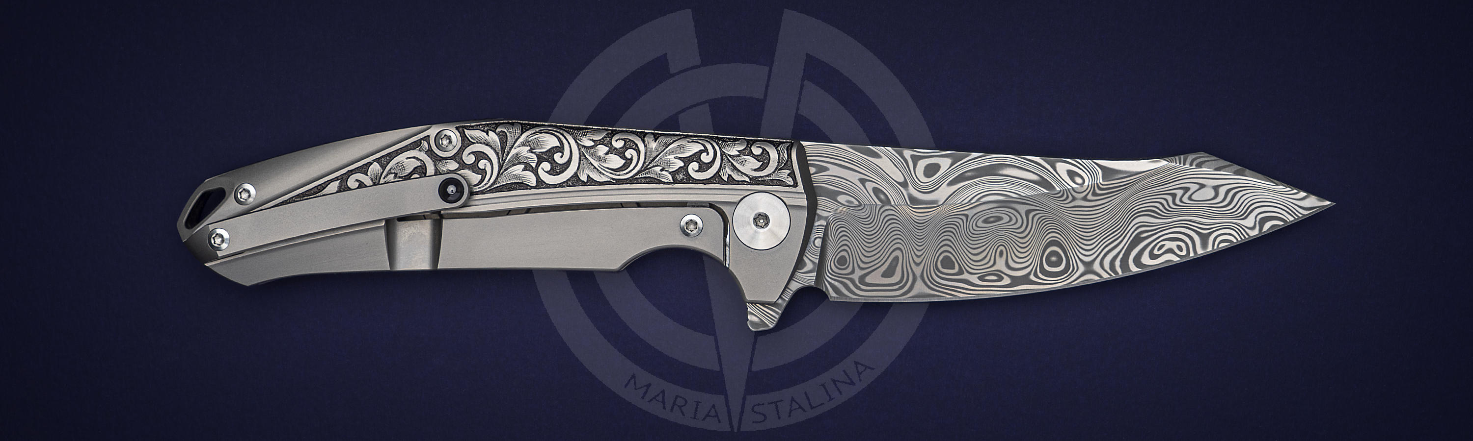 Engraving knife K1
