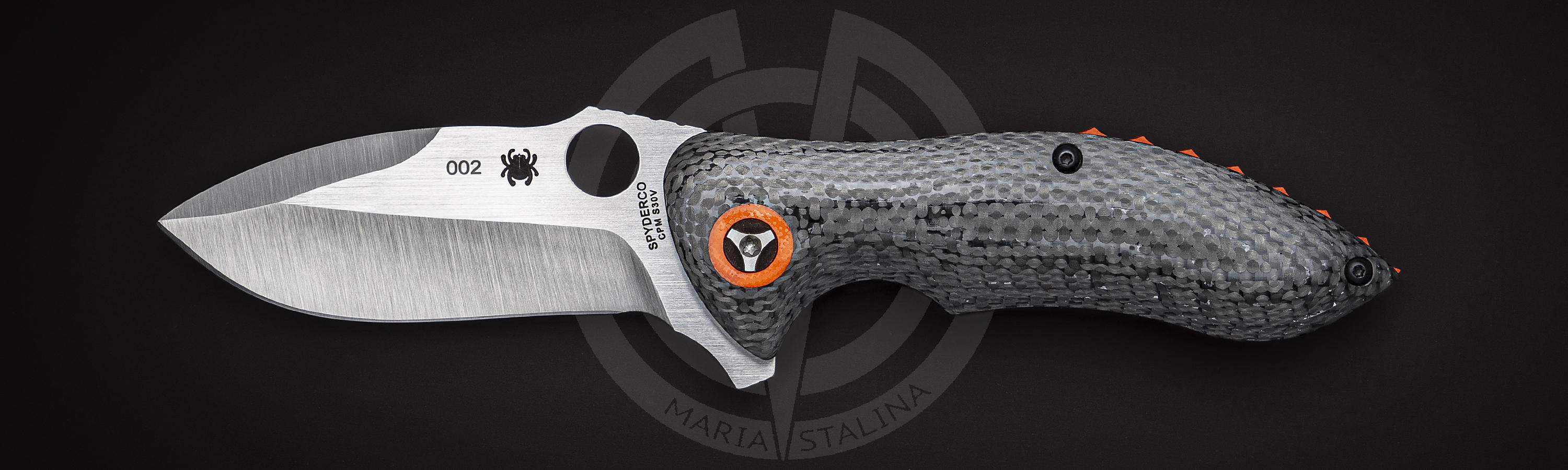 Spyderco Rubicon Limited Edition