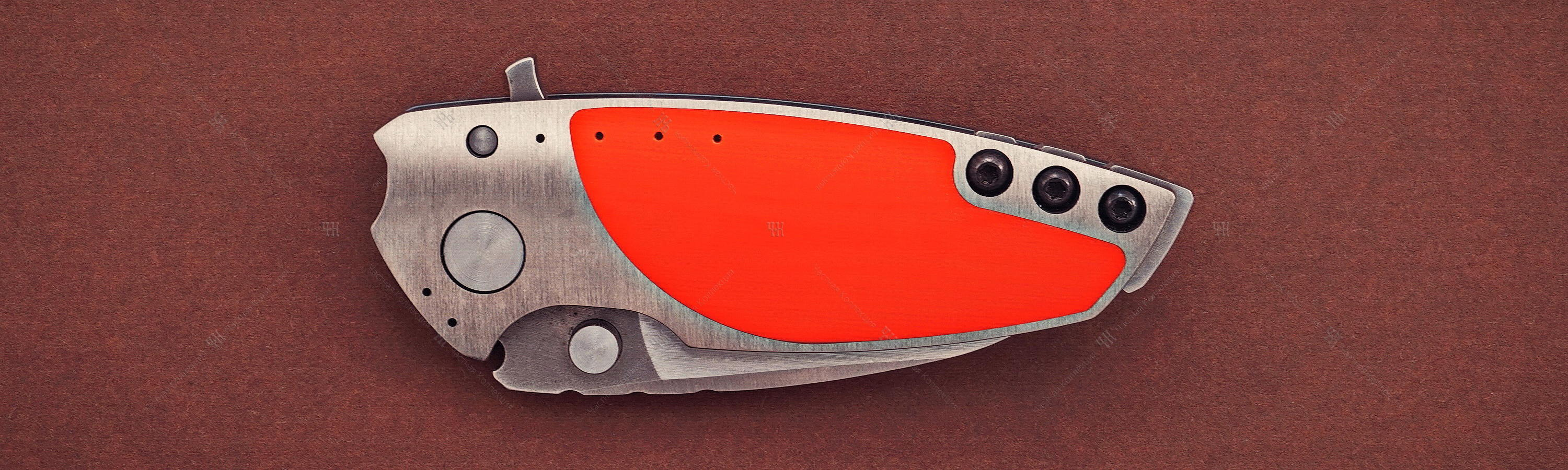 Купить Direware Knives H-90 Orange
