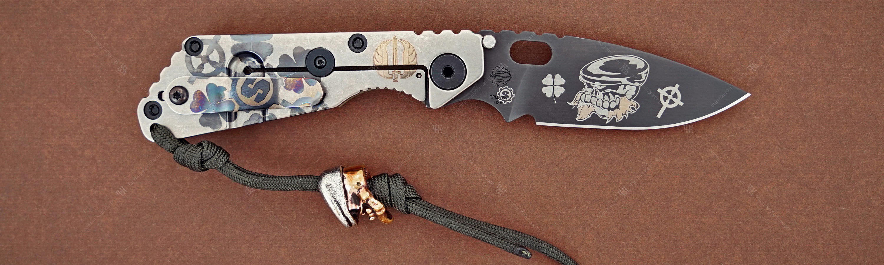 collectible folding knife