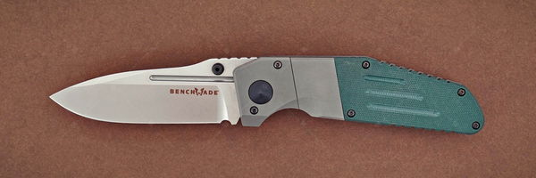 Benchmade 7505-132 Gold class