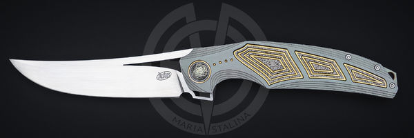 Justus Knives Big Mook 1