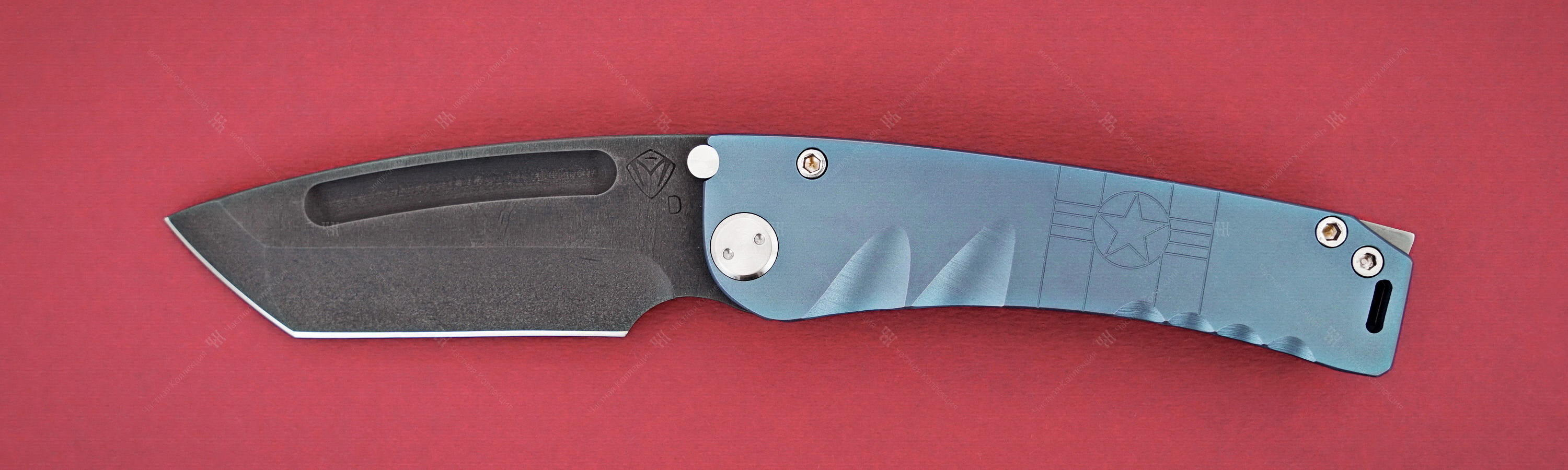 Нож Medford Knife and Tool Marauder