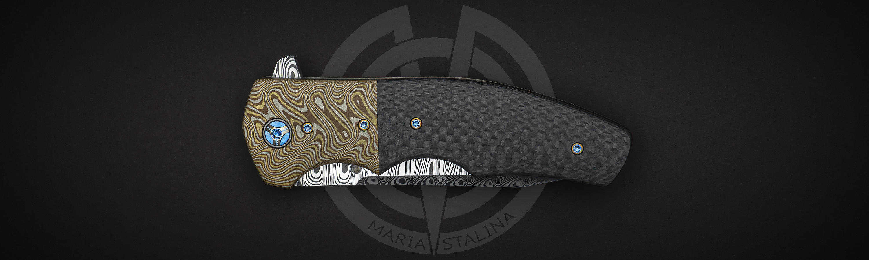 Bolster from Mokume of Crossroads flipper