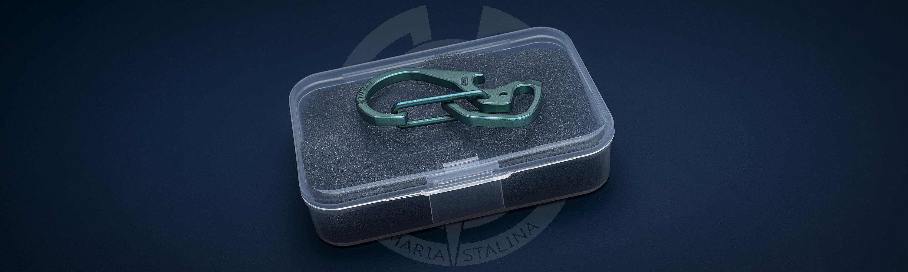 The carbine TR-YSK 1502 comes with a plastic case