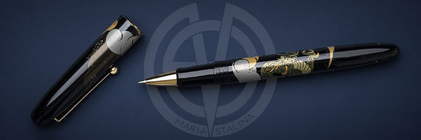 Namiki pen Dragon Fine