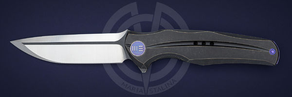We Knife Model 601 Black
