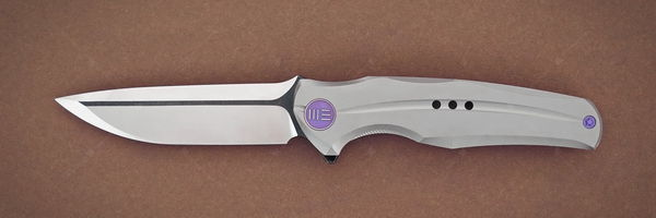 We Knife Model 601 Plain