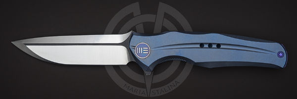 We Knife Model 601 Blue