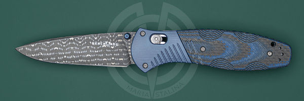 Benchmade 581-131 Gold Class Barrage