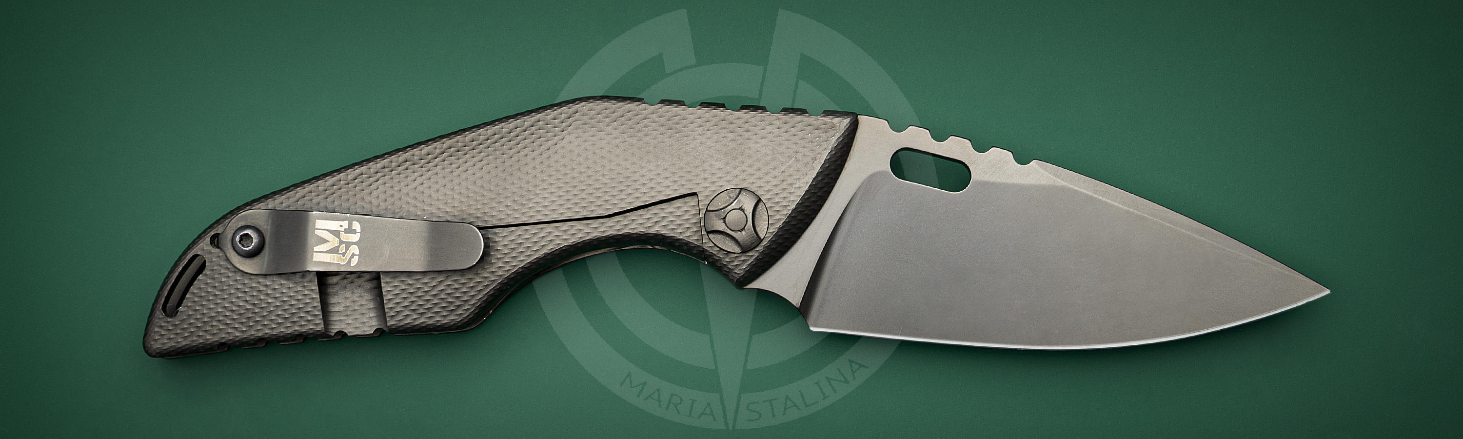 Blade material: S35VN
