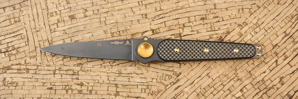 Lone Wolf Knives Paul Defender